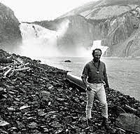 Pierre On Nahanni River