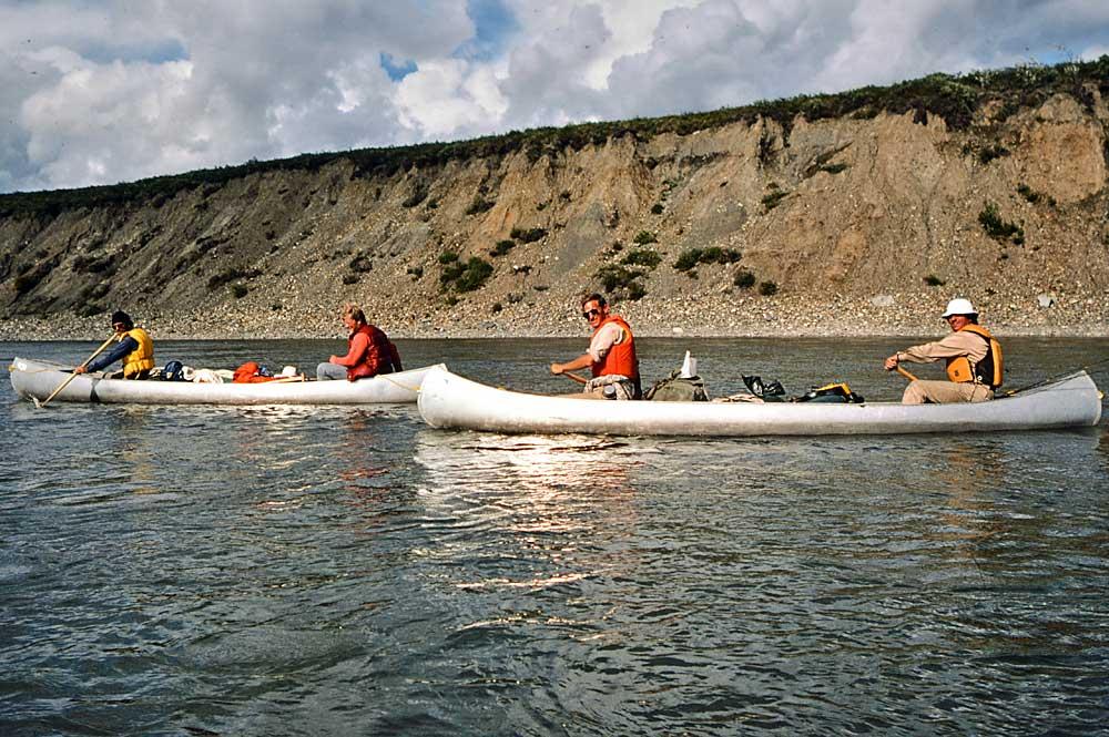 Noatak Canoes