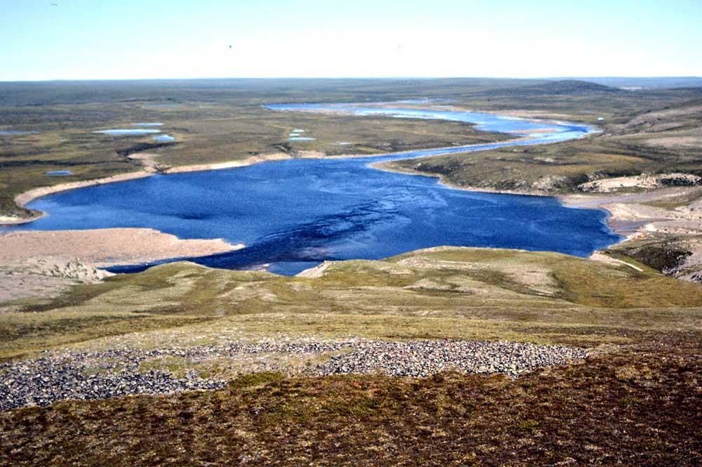 Burnside River