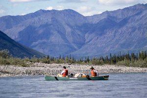 Fowler Johnson canoe