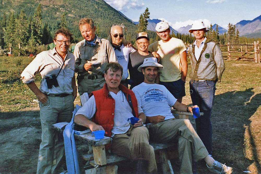 Wind Canoe Team